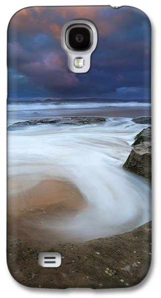Knight Photographs Galaxy S4 Cases - Whirlpool Dawn Galaxy S4 Case by Mike  Dawson