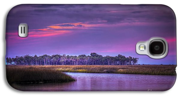 Whispering Wind Galaxy S4 Case by Marvin Spates