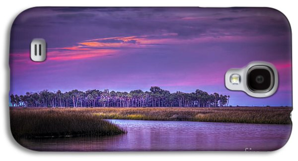 Park Scene Galaxy S4 Cases - Whispering Wind Galaxy S4 Case by Marvin Spates