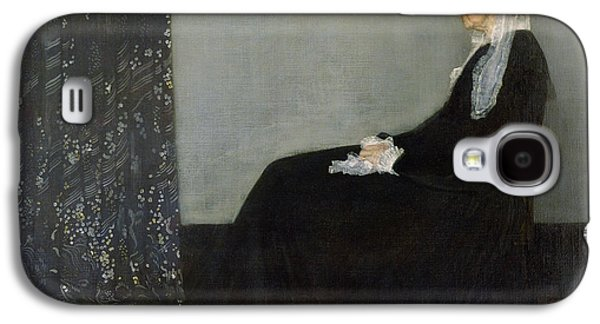 Whistlers Mother Galaxy S4 Case by James Abbott McNeill Whistler