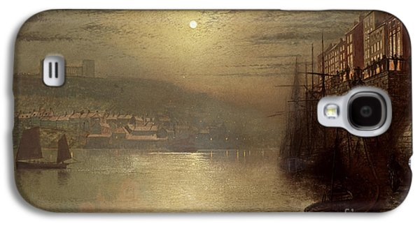 Whitby Galaxy S4 Case by John Atkinson Grimshaw