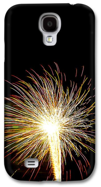 4th July Galaxy S4 Cases - White Hot Galaxy S4 Case by Phill  Doherty