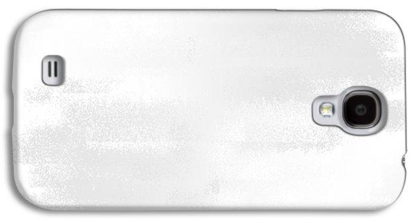 Bison Digital Galaxy S4 Cases - White.42 Galaxy S4 Case by Gareth Lewis