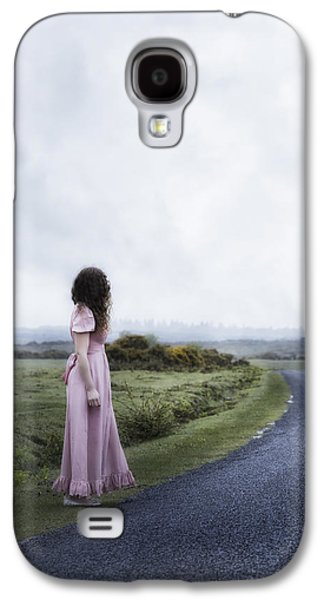 Person Galaxy S4 Cases - Who Will Collect Me Galaxy S4 Case by Joana Kruse