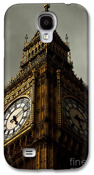 Grey Clouds Photographs Galaxy S4 Cases - Wicked Division Galaxy S4 Case by Andrew Paranavitana