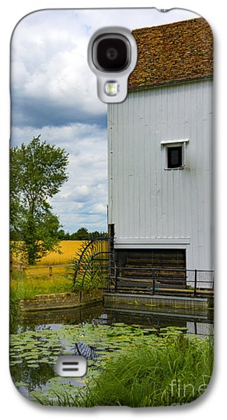 Wicken Fen Galaxy S4 Case by Svetlana Sewell