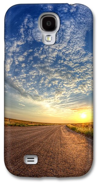 Hay Galaxy S4 Cases - Wide Open Galaxy S4 Case by Thomas Zimmerman