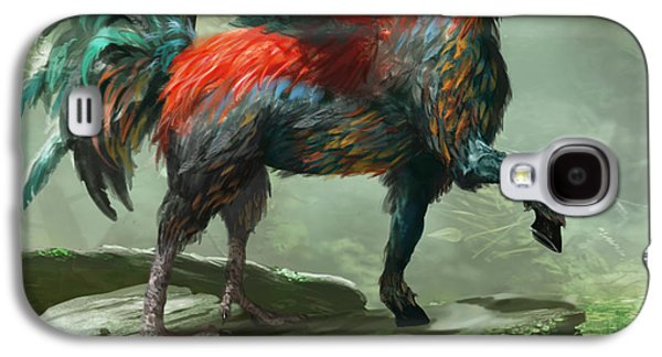 Wild Hippalektryon Galaxy S4 Case by Ryan Barger