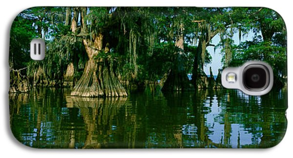 Wildlife Refuge. Galaxy S4 Cases - Wildlife Refuge At Lake Fausse Pointe Galaxy S4 Case by Panoramic Images