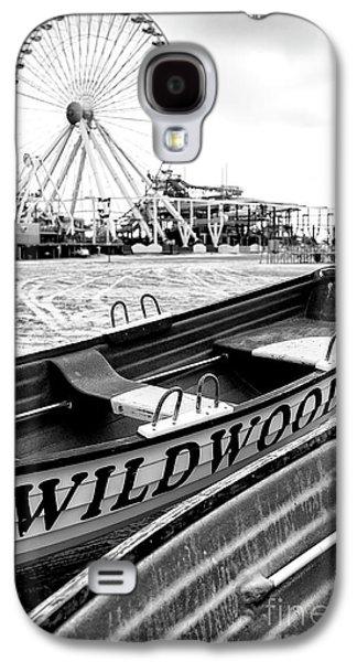 Wildwood Black Galaxy S4 Case by John Rizzuto
