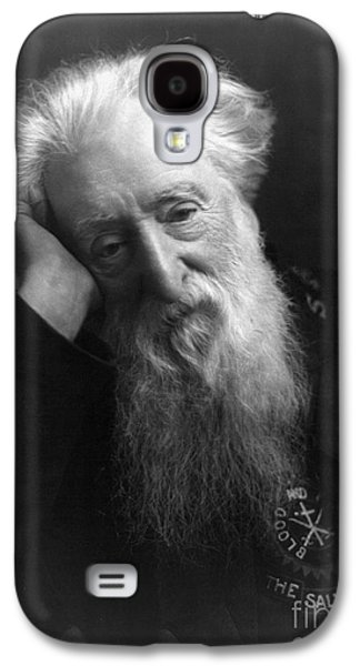 1907 Galaxy S4 Cases - William Booth (1829-1912) Galaxy S4 Case by Granger