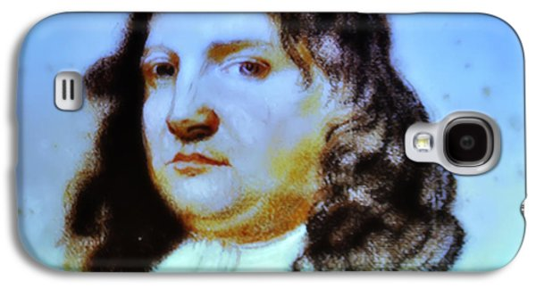 William Penn Portrait Galaxy S4 Case by Bill Cannon