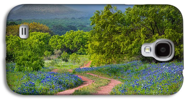 Willow City Road Galaxy S4 Case by Inge Johnsson