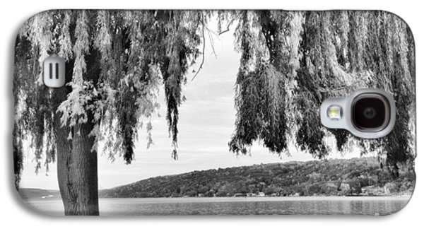 Willows Of Lake Cayuga Galaxy S4 Case by Jessica Jenney