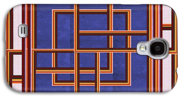 Enterprise Galaxy S4 Cases - Windows Maze Magic Graphic Art NavinJoshi at FineArtAmerica.com Elegant Interior Decoractions Print  Galaxy S4 Case by Navin Joshi