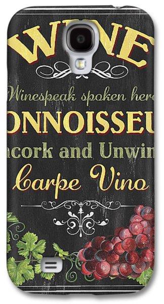 Wine Cellar 2 Galaxy S4 Case by Debbie DeWitt
