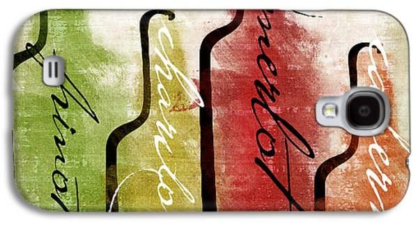Wine Tasting I Galaxy S4 Case by Mindy Sommers