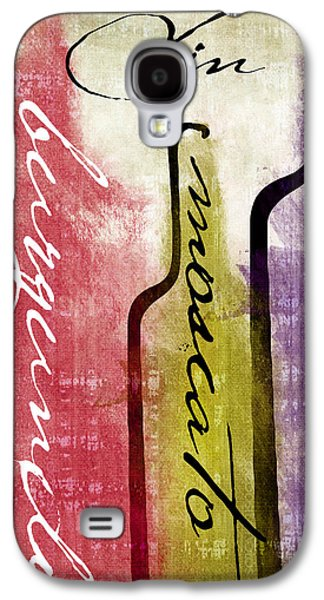 Wine Tasting II Galaxy S4 Case by Mindy Sommers