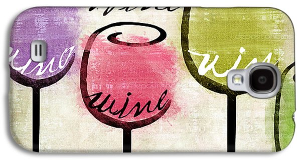Wine Tasting IIi Galaxy S4 Case by Mindy Sommers