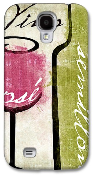 Wine Tasting Galaxy S4 Cases - Wine Tasting IV Galaxy S4 Case by Mindy Sommers
