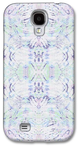 Abstract Digital Art Galaxy S4 Cases - Wings Galaxy S4 Case by Beth Travers