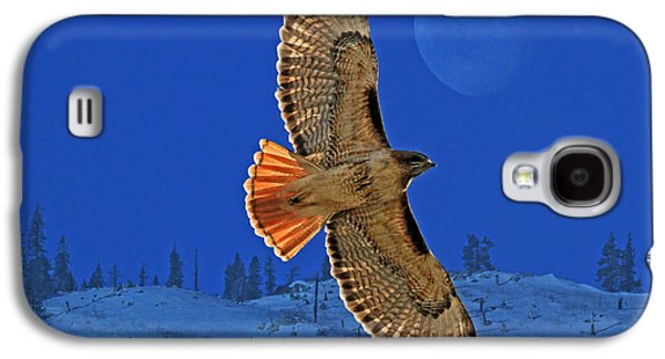 Wings Galaxy S4 Case by Donna Kennedy