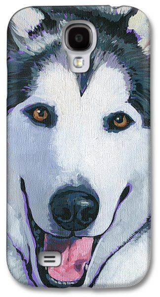 Winston Galaxy S4 Case by Nadi Spencer