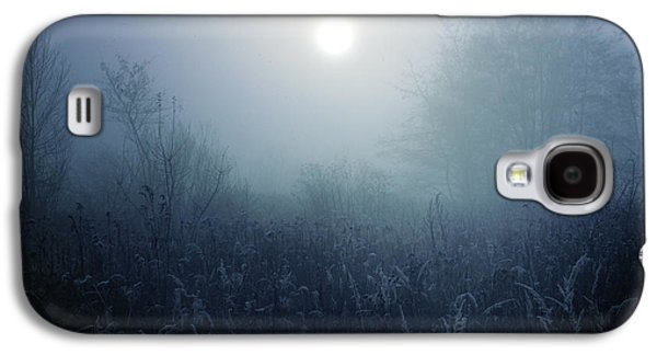 Winter Afternoon - Poland Galaxy S4 Case by Cambion Art
