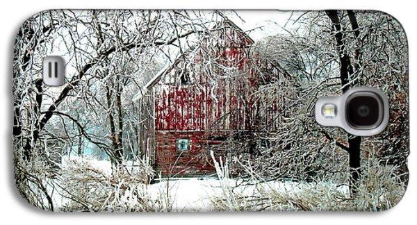 Winter Wonderland Galaxy S4 Case by Julie Hamilton