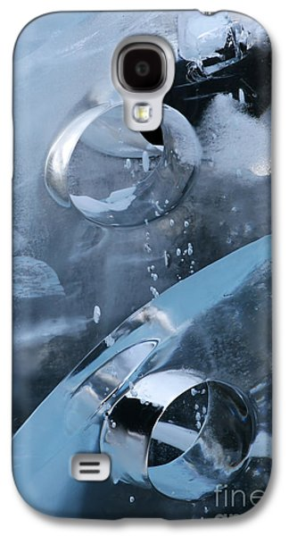Abstract Forms Photographs Galaxy S4 Cases - Winters Jewels Galaxy S4 Case by Sharon Mau