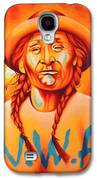 With Attitude Galaxy S4 Case by Robert Martinez