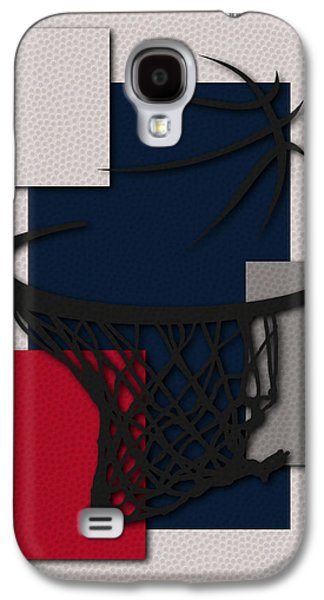 Wizard Photographs Galaxy S4 Cases - Wizards Hoop Galaxy S4 Case by Joe Hamilton