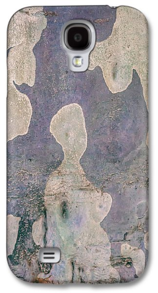 Impressionism Pyrography Galaxy S4 Cases - Woman Galaxy S4 Case by Artist Jacquemo