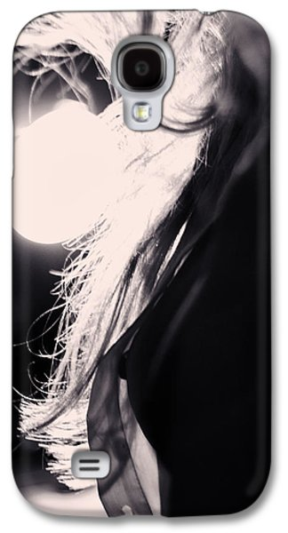 Hidden Galaxy S4 Cases - Woman Silhouette Galaxy S4 Case by Stylianos Kleanthous