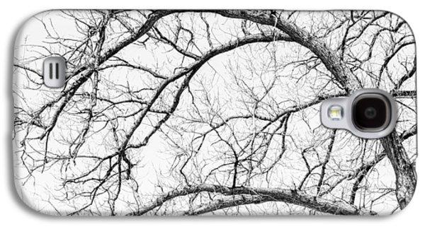 Wooden Arteries Galaxy S4 Case by Az Jackson