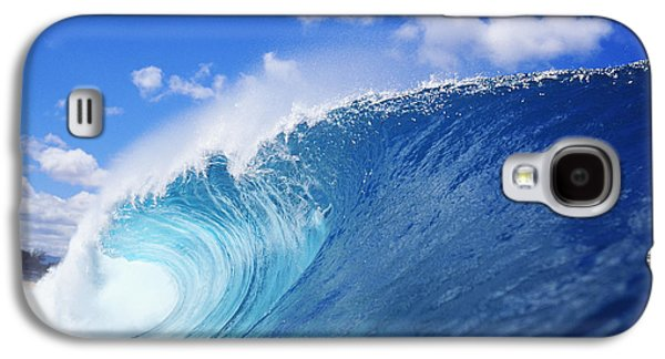 Printscapes - Galaxy S4 Cases - World Famous Pipeline Galaxy S4 Case by Vince Cavataio - Printscapes