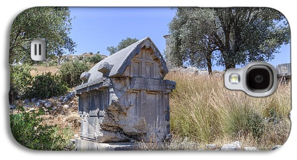 Ancient Galaxy S4 Cases - Xanthos - Turkey Galaxy S4 Case by Joana Kruse
