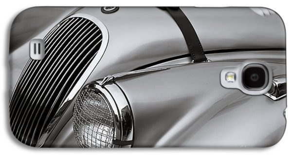 Antique Automobiles Galaxy S4 Cases - Xk 120 Galaxy S4 Case by Dennis Hedberg