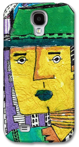 Animation Galaxy S4 Cases - Yellowman Galaxy S4 Case by Don Koester