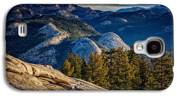 Yosemite Morning Galaxy S4 Case by Rick Berk