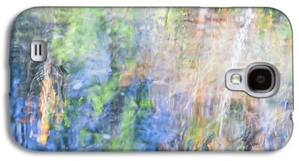 Yosemite Reflections 4 Galaxy S4 Case by Larry Marshall