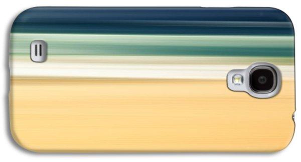 Conceptual Photographs Galaxy S4 Cases - Zen Beach Galaxy S4 Case by Az Jackson