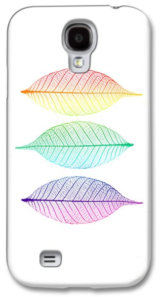Zen Leaves Galaxy S4 Case by Delphimages Photo Creations