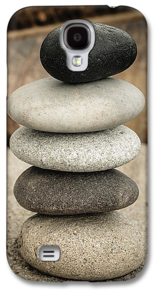 Zen Stones IIi Galaxy S4 Case by Marco Oliveira