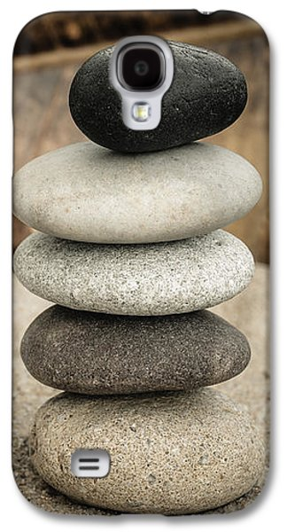 Mystic Setting Galaxy S4 Cases - Zen Stones III Galaxy S4 Case by Marco Oliveira