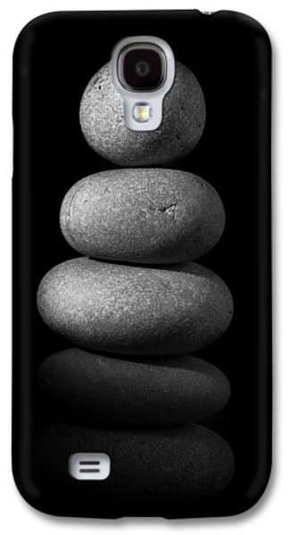 Zen Stones In The Dark II Galaxy S4 Case by Marco Oliveira