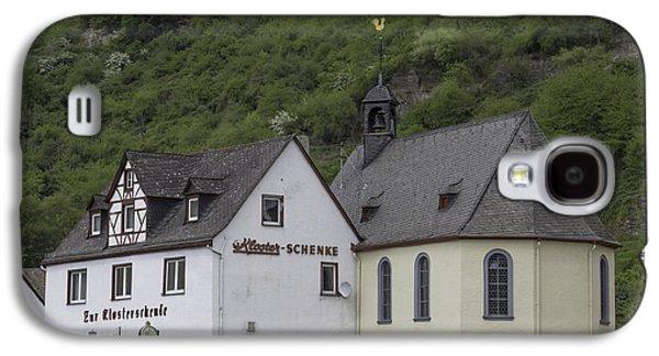 Weathervane Galaxy S4 Cases - Zur Klostershenke Ehrenthal Germany Galaxy S4 Case by Teresa Mucha