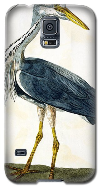 The Heron  Galaxy S5 Case by Peter Paillou