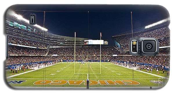 0587 Soldier Field Chicago Galaxy S5 Case by Steve Sturgill