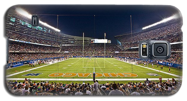 0588 Soldier Field Chicago Galaxy S5 Case by Steve Sturgill